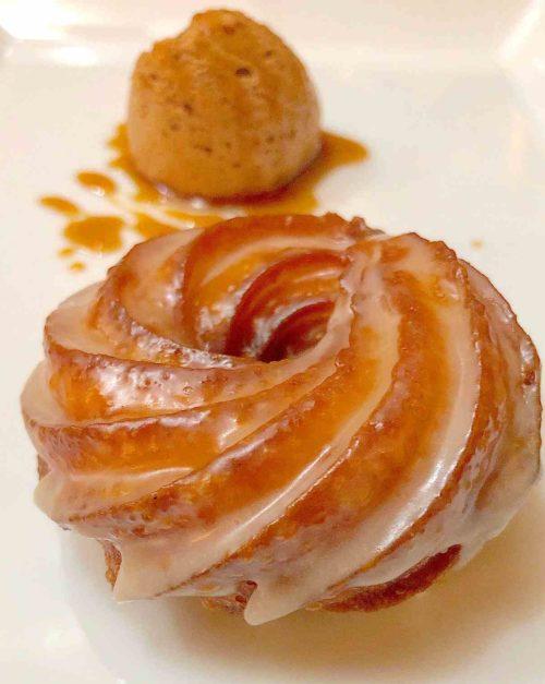 cruller donut recipe