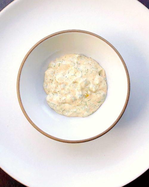 Tartar sauce (remoulade ) recipe