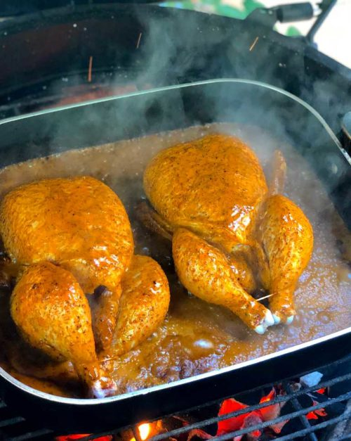 whole roasted chicken recipe with chili