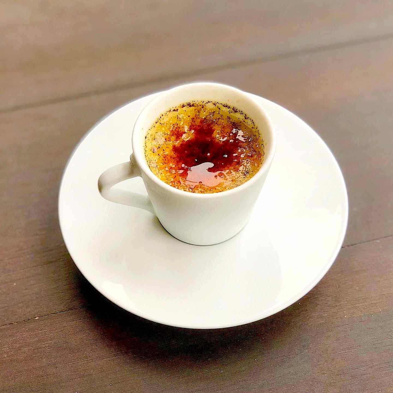 vanilla creme brûlée recipe