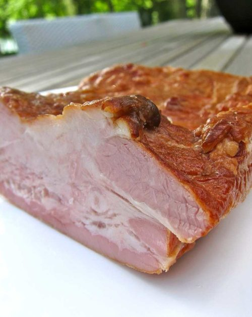 veal bacon recipe
