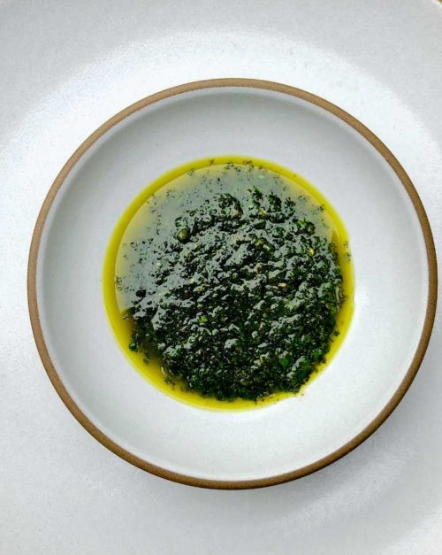 mint and cilantro chutney recipe