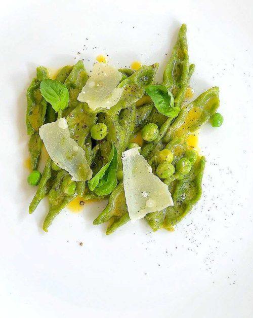 Fagiolini Pasta recipe