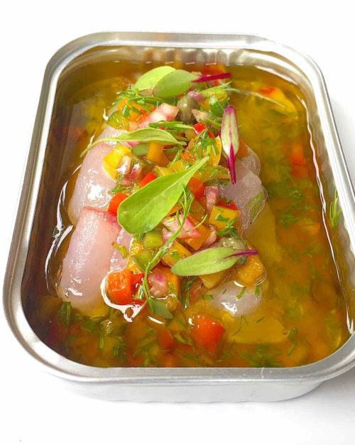 Snapper Escabeche Recipe