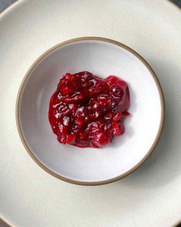 best Cranberry sauce recipe