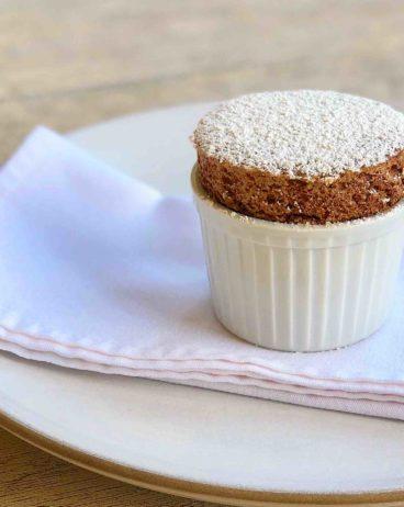 Chocolate souffle recipe