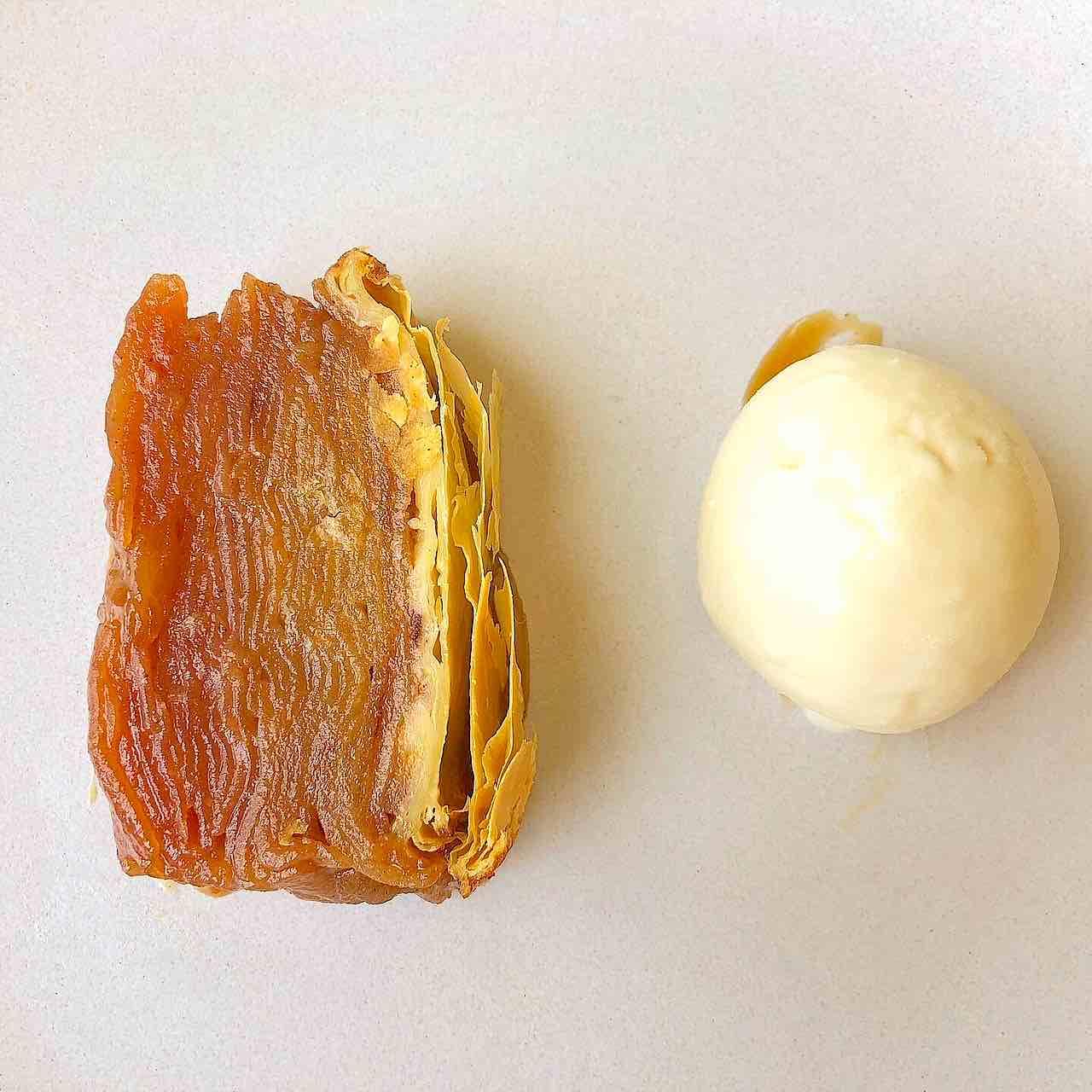 Apple Tart Tatin recipe