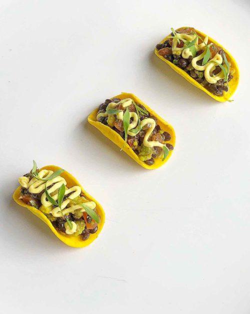 turmeric tacos