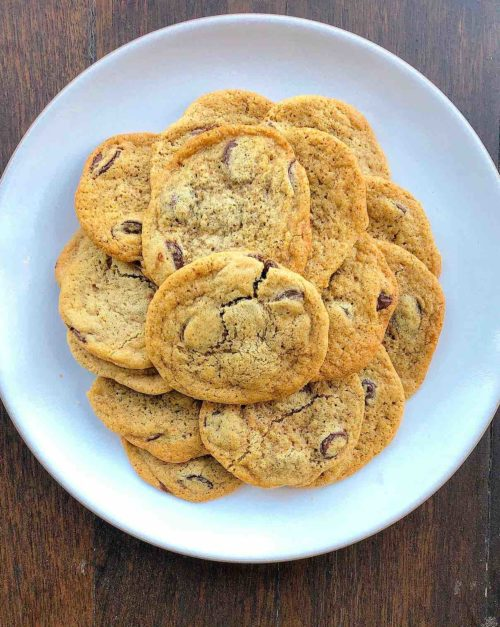 Soft Batch Chocolate Chip Cookies Recipe