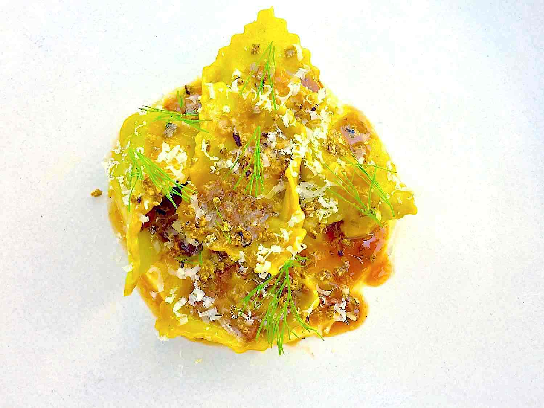 Meatball Tortellini recipe Fennel & Truffle