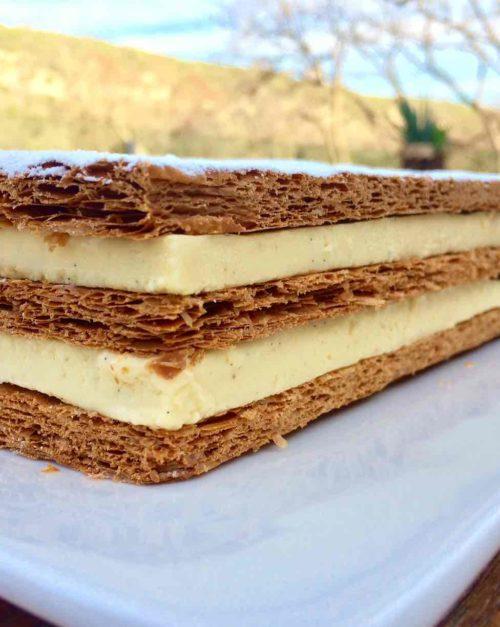 Napoleon Mille Feuille recipe
